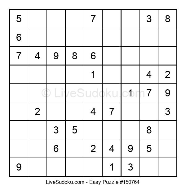 Beginners Puzzle #150764