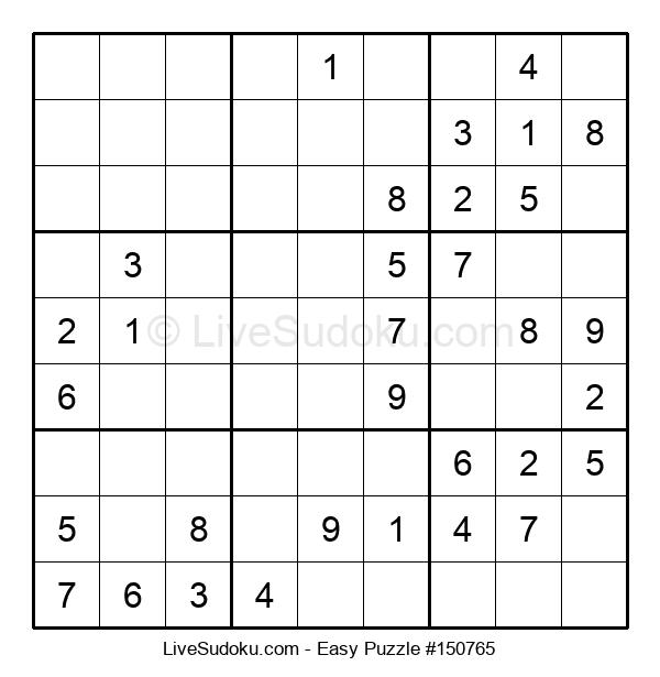 Beginners Puzzle #150765
