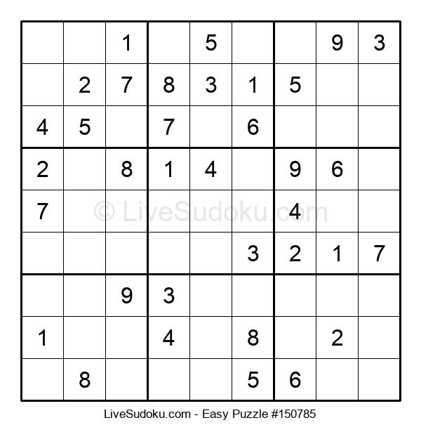 Beginners Puzzle #150785