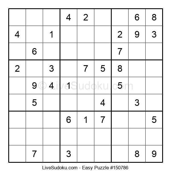 Beginners Puzzle #150786