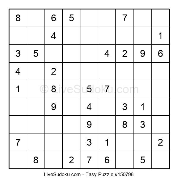 Beginners Puzzle #150798