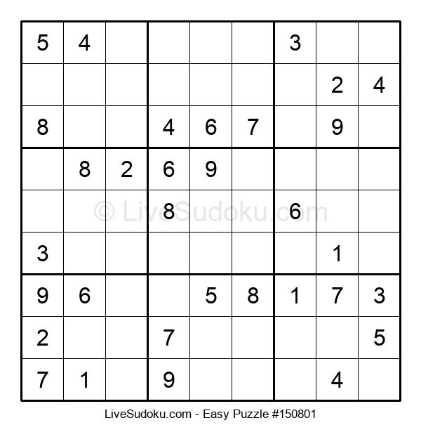 Beginners Puzzle #150801