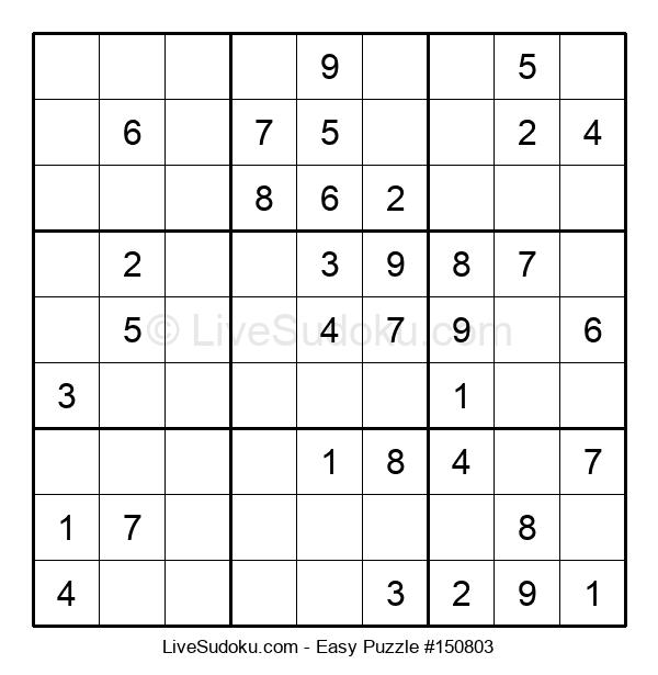 Beginners Puzzle #150803