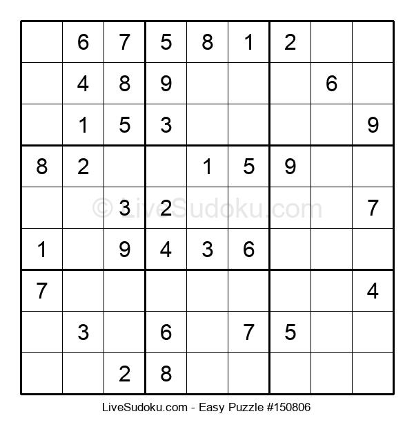 Beginners Puzzle #150806