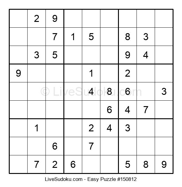 Beginners Puzzle #150812