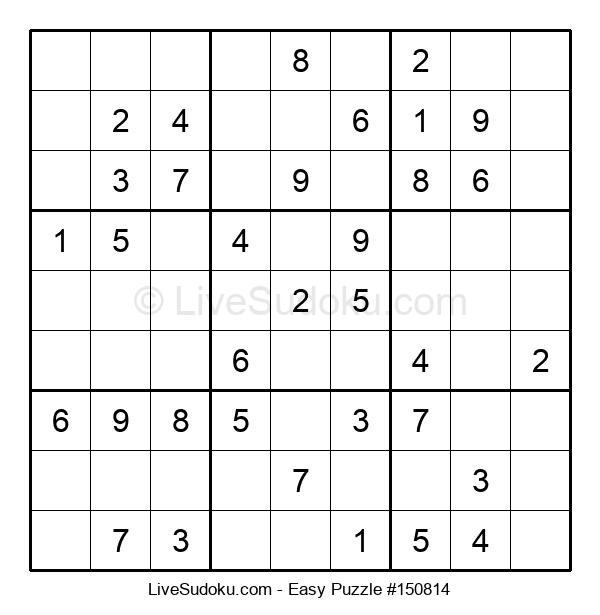 Beginners Puzzle #150814
