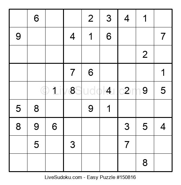Beginners Puzzle #150816