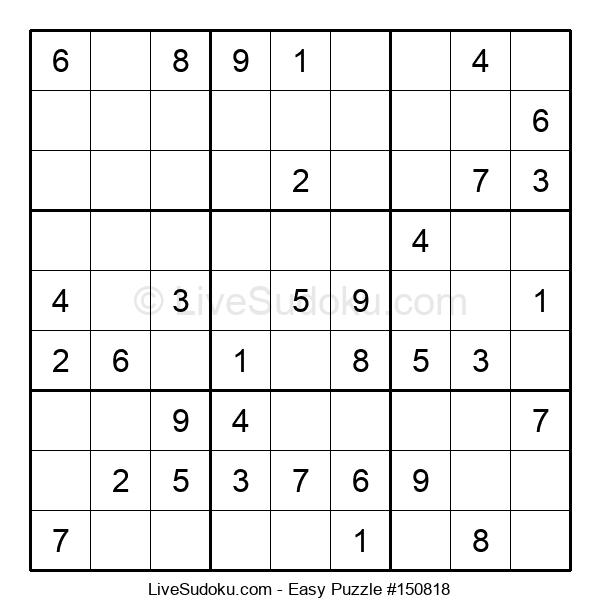 Beginners Puzzle #150818