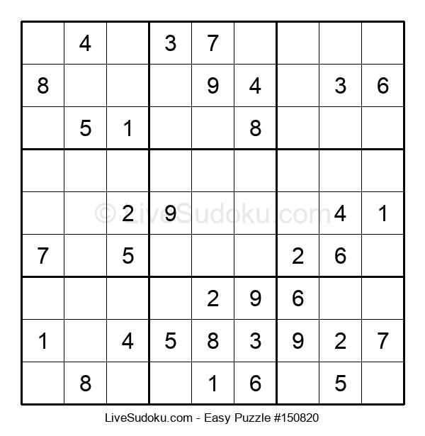 Beginners Puzzle #150820