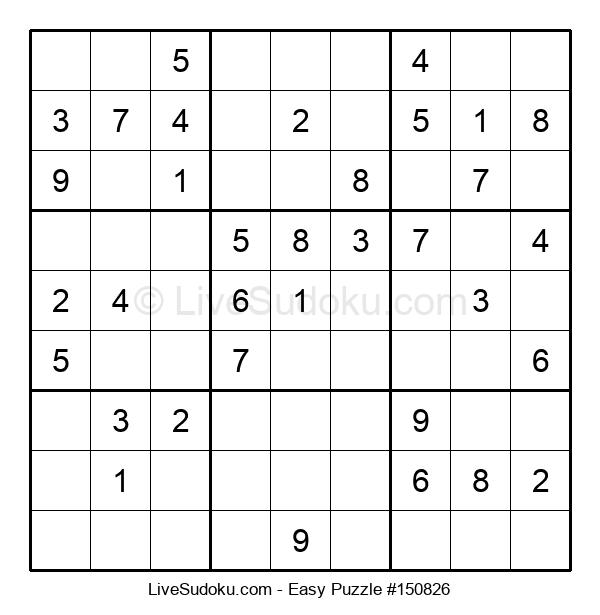 Beginners Puzzle #150826