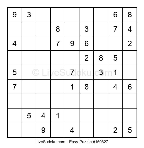 Beginners Puzzle #150827
