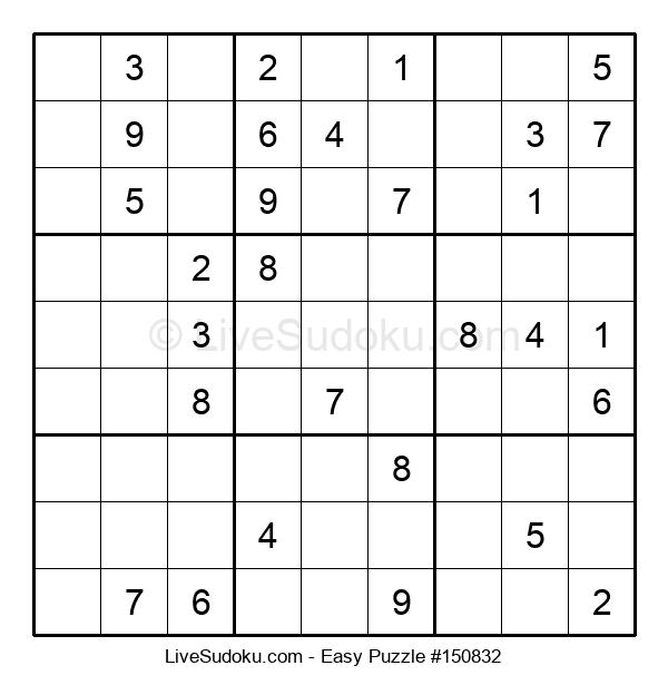 Beginners Puzzle #150832