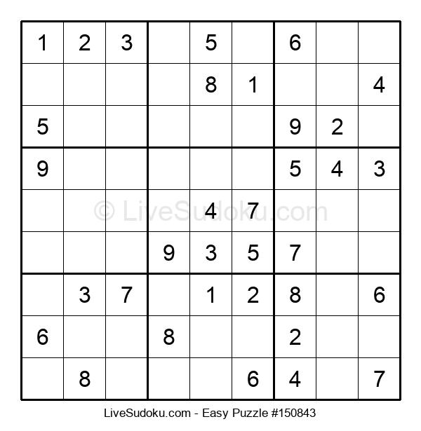 Beginners Puzzle #150843