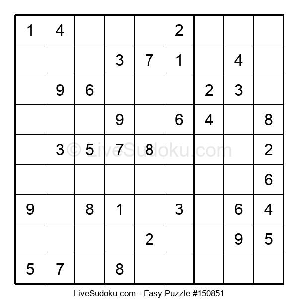 Beginners Puzzle #150851