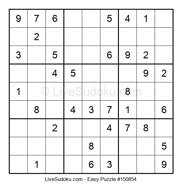 Beginners Puzzle #150854