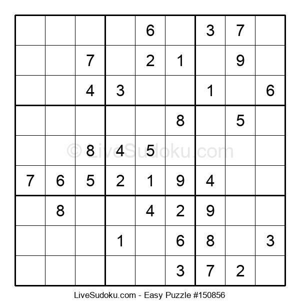 Beginners Puzzle #150856