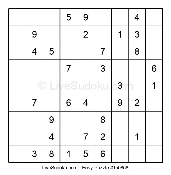 Beginners Puzzle #150868