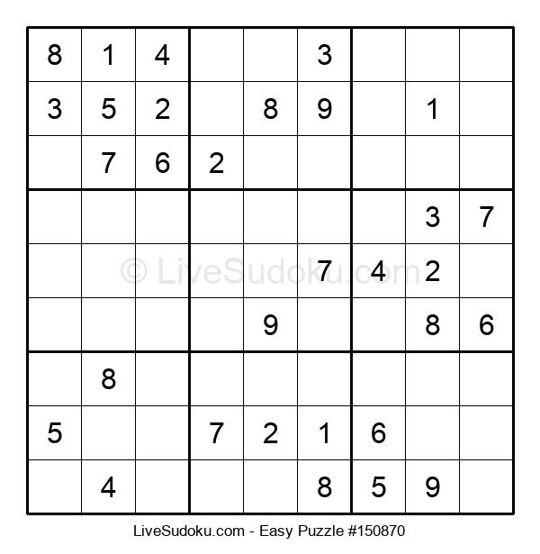 Beginners Puzzle #150870