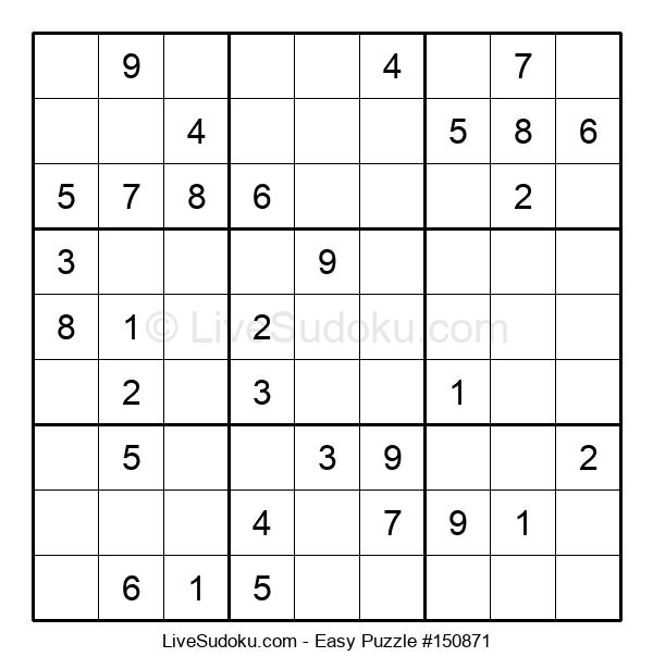 Beginners Puzzle #150871