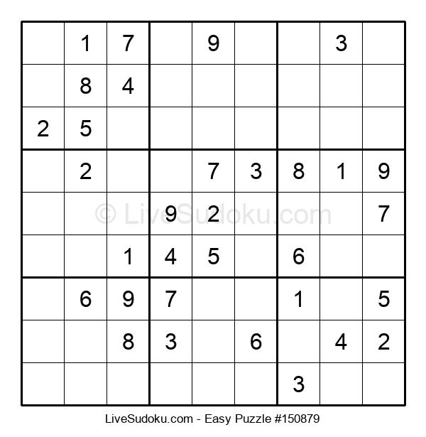 Beginners Puzzle #150879