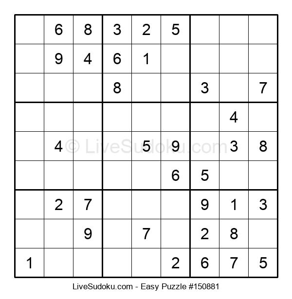 Beginners Puzzle #150881