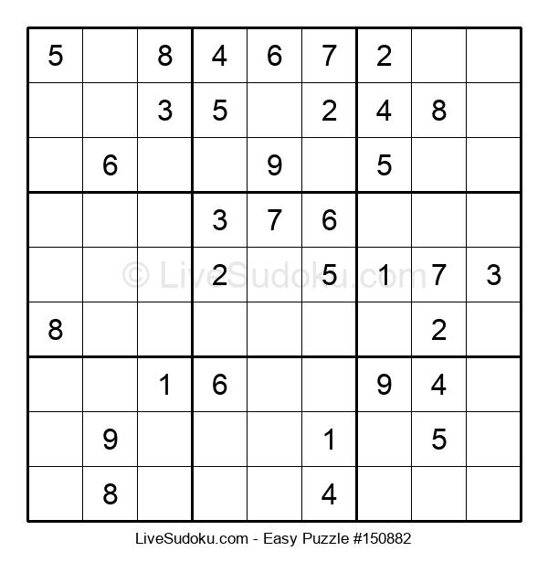 Beginners Puzzle #150882