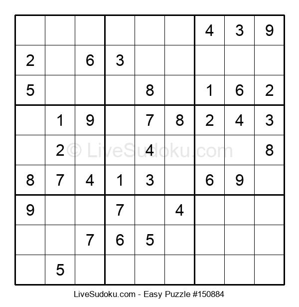 Beginners Puzzle #150884
