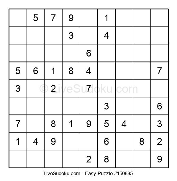 Beginners Puzzle #150885