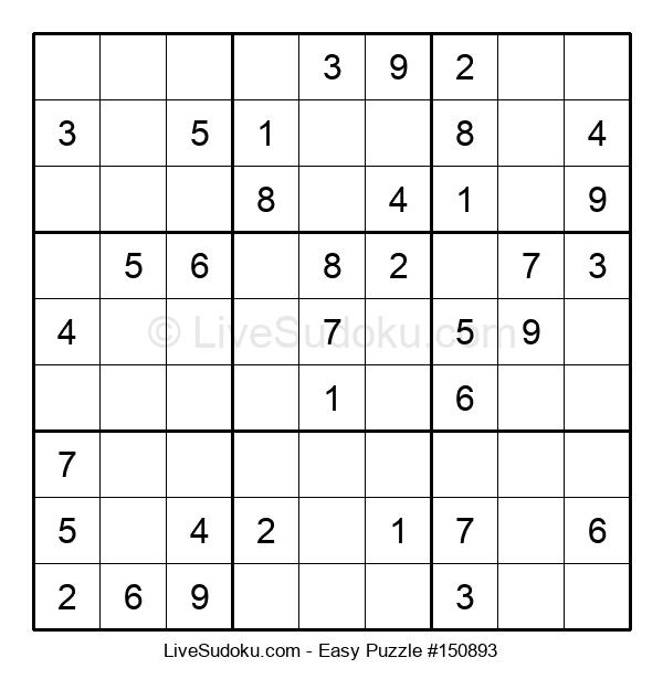 Beginners Puzzle #150893