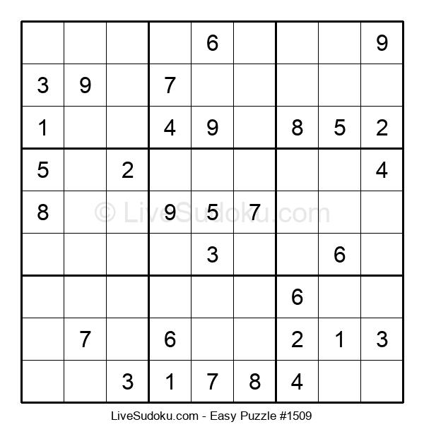 Beginners Puzzle #1509