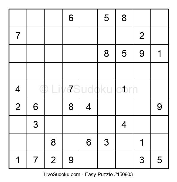 Beginners Puzzle #150903