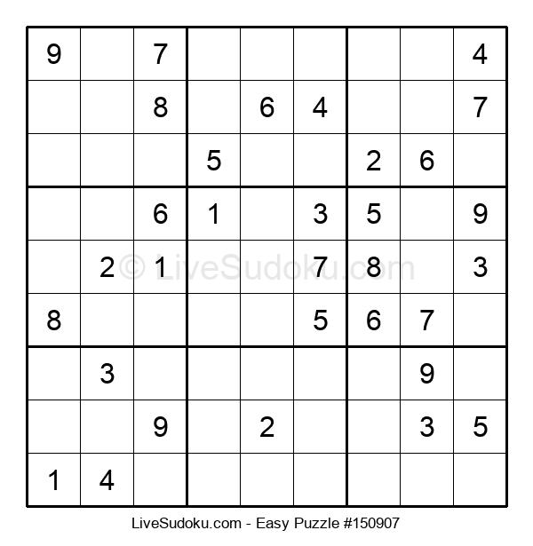 Beginners Puzzle #150907