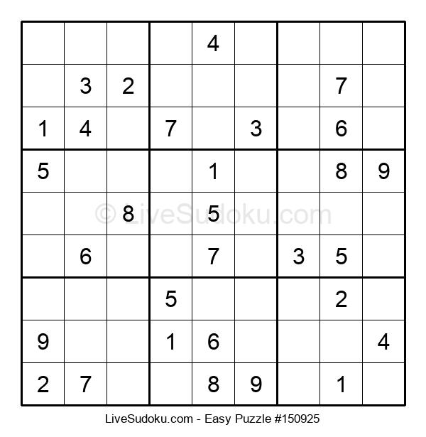Beginners Puzzle #150925