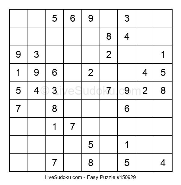 Beginners Puzzle #150929