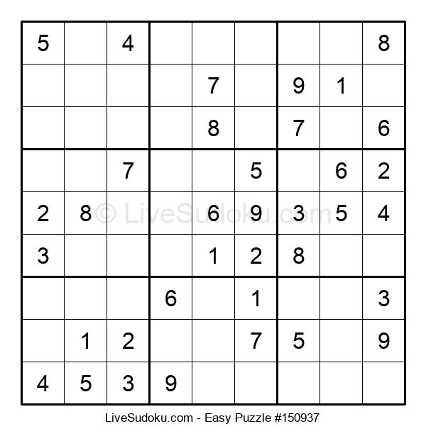 Beginners Puzzle #150937