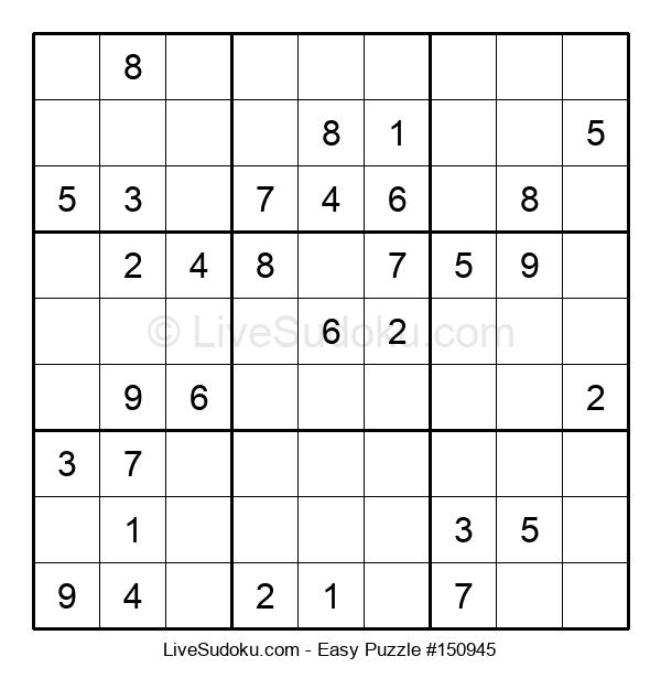Beginners Puzzle #150945