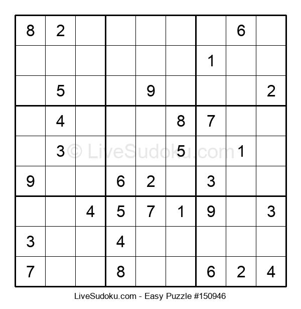 Beginners Puzzle #150946