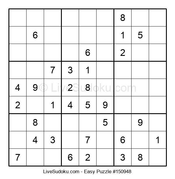 Beginners Puzzle #150948