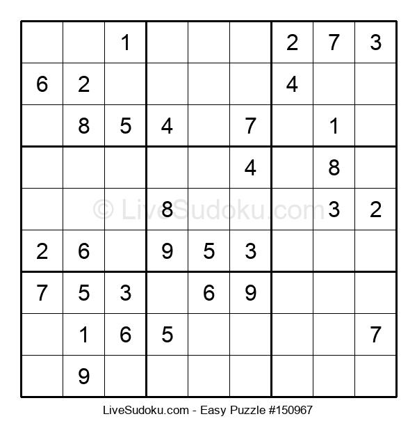 Beginners Puzzle #150967