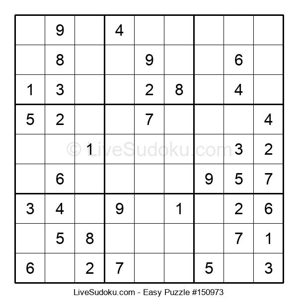Beginners Puzzle #150973