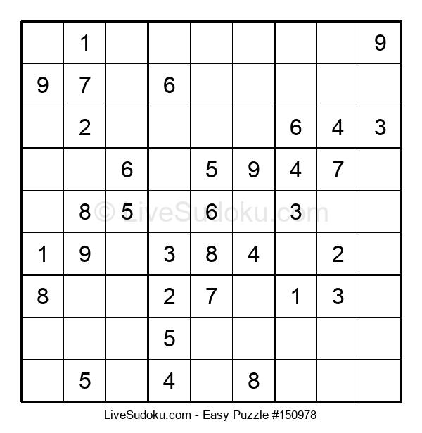 Beginners Puzzle #150978
