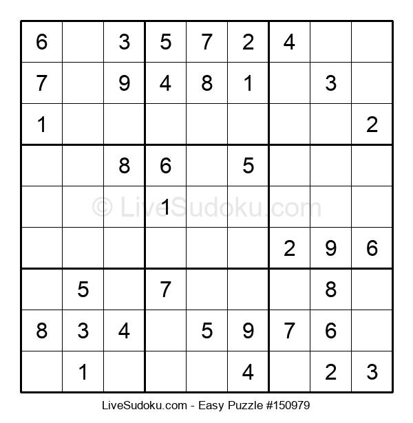 Beginners Puzzle #150979