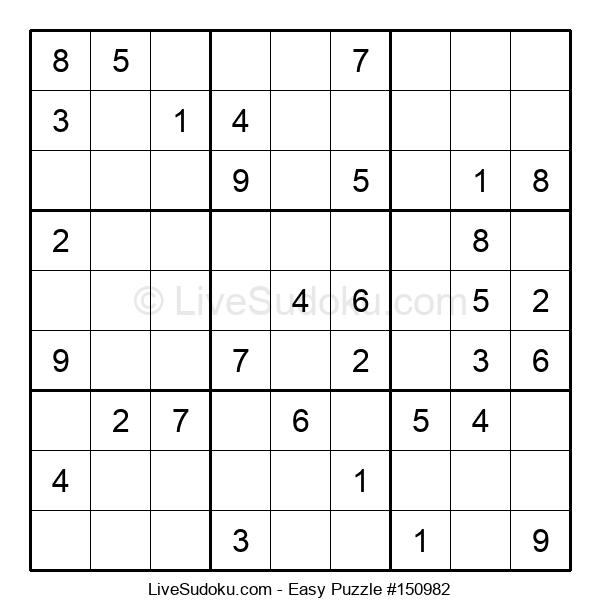 Beginners Puzzle #150982