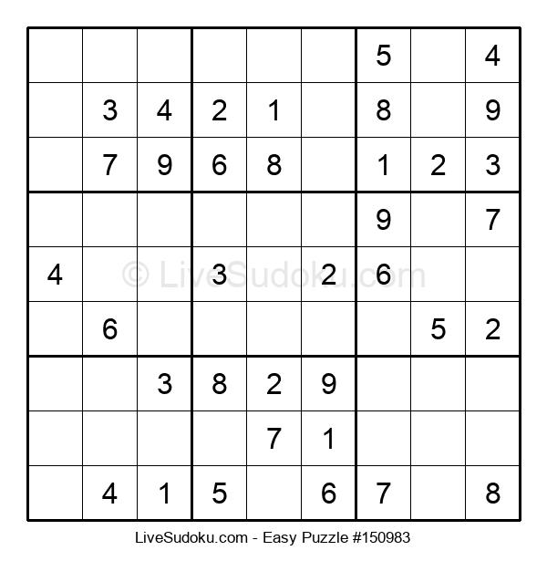 Beginners Puzzle #150983