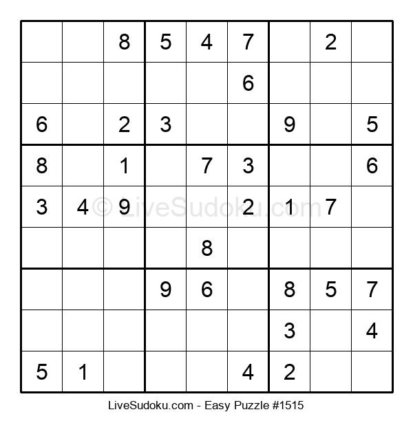Beginners Puzzle #1515