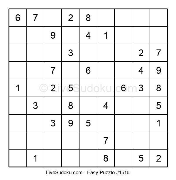 Beginners Puzzle #1516