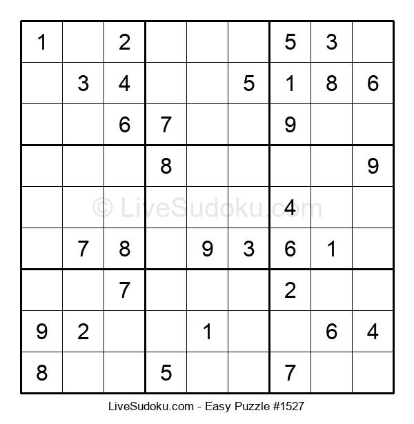 Beginners Puzzle #1527