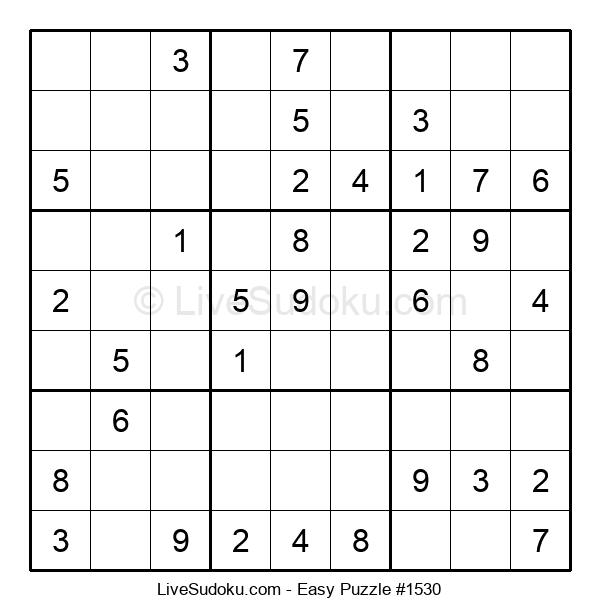 Beginners Puzzle #1530