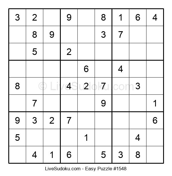 Beginners Puzzle #1548