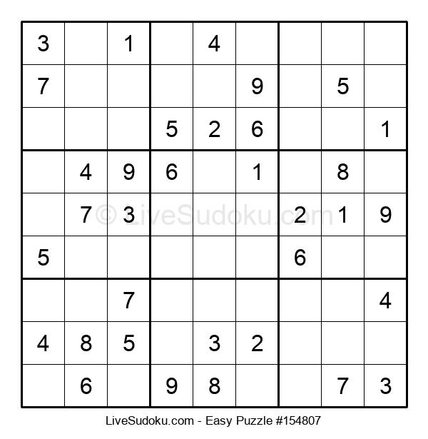 Beginners Puzzle #154807